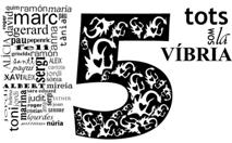 5è aniversari. Tots som la Víbria.
